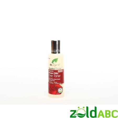 Dr Organic Bio Damaszkuszi Rózsa Arctonik 150 ml