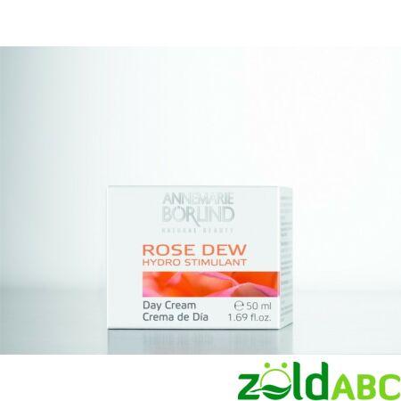 Annemarie Börlind Hydro Stimulant Rose Dew Nappali krém - vízhiányos bőrre 50 ml