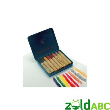 Stockmar Méhviaszceruza 8db, különleges színek