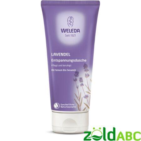 Bio Weleda Levendula Tusürdő, 200 ml