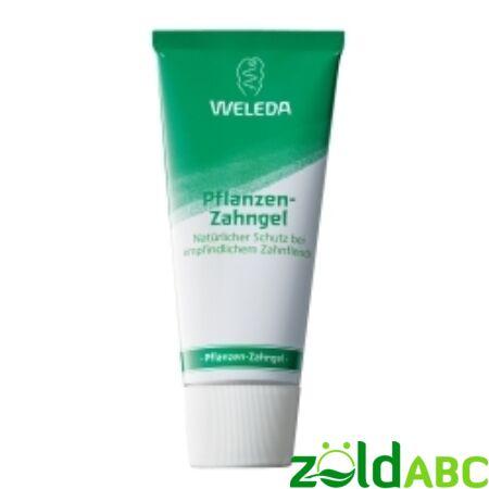 Bio Weleda fogkrém Gyógynövény Zselés,75 ml