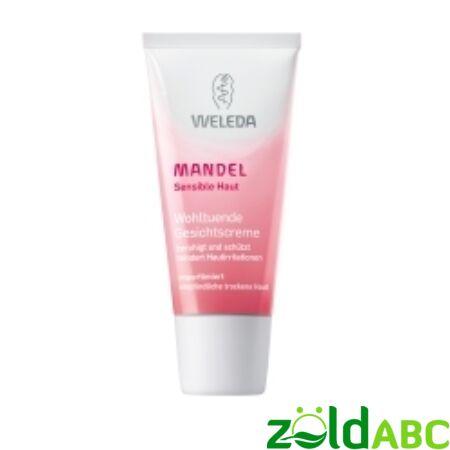 Bio weleda Mandula Arckrém Érzékeny Bőrre,  30 ml