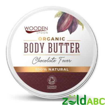 Wooden Spoon Bio Testápoló vaj-Fenséges érintés, 100 ml