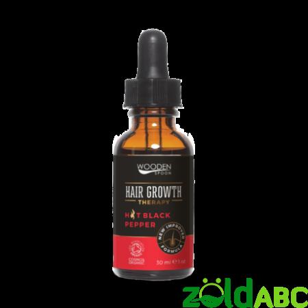 Wooden Spoon Bio Hajserkentő szérum, 30 ml